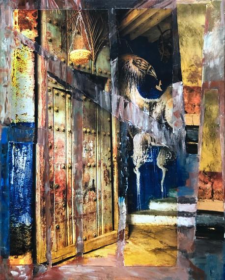 Artist Doorway