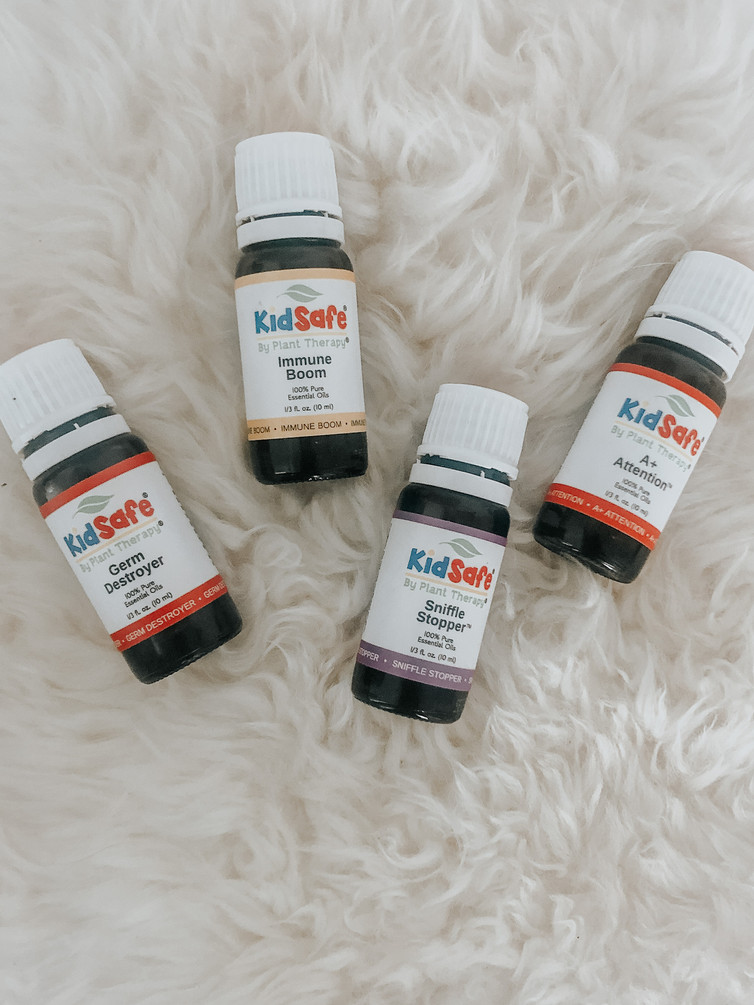 Top 4 Essential Oil Blends for the Classroom