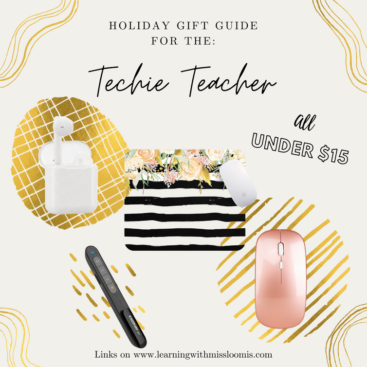 Holiday Gift Guides for Your Teacher Besties