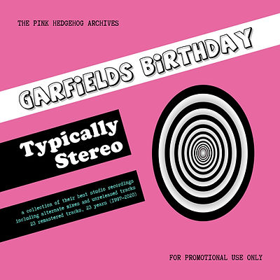 Typically Stereo album by Garfields Birthday