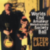 worlds end amateur melodramatic society ball, peter lacey