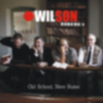 old school new rules, steve wilson, simon felton, tim wheeler, chris rickard, robbie mcintosh