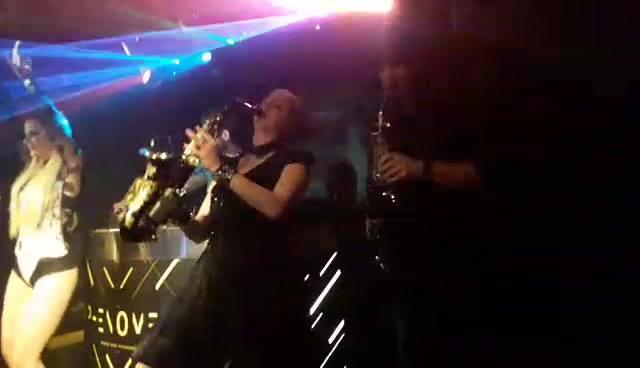 Lady Annie Black Cerna & Mr Vláďa Saxman Drtina dobrý večer 😎