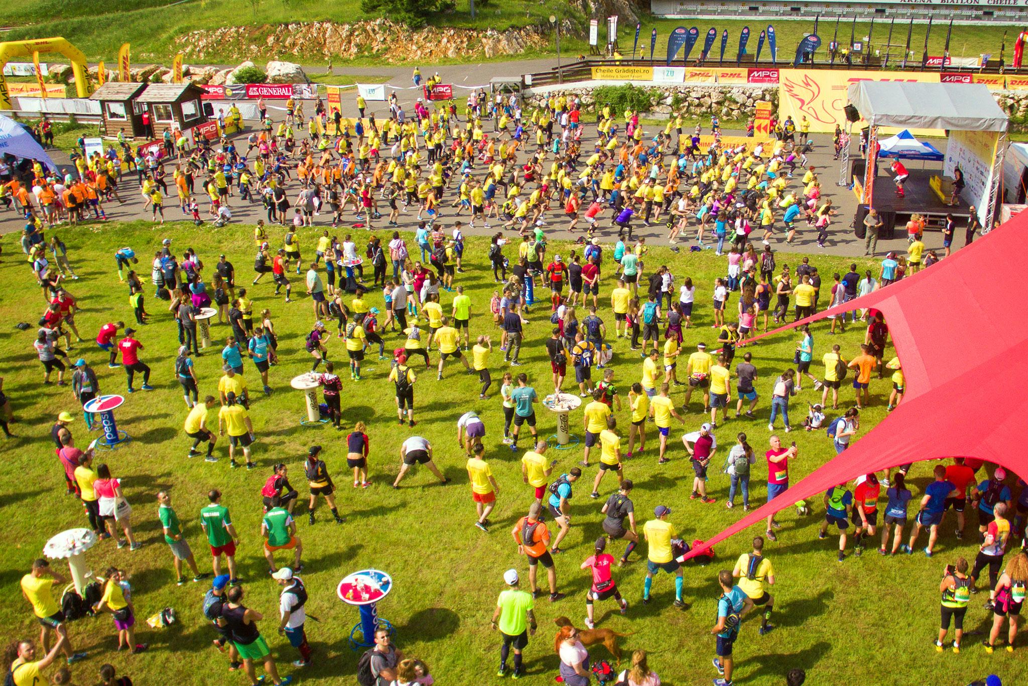Race Village DHL Carpathian Marathon