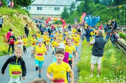 KIDS RACES DHL Carpathian Marathon