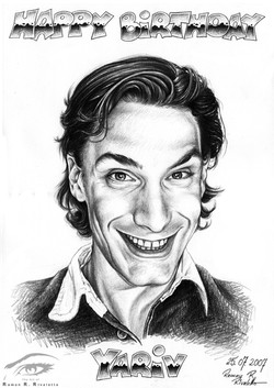 Portrait Yariv