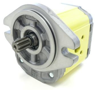 "Gear Motor Group 2, 4.2-39.6 cc, SAE A mount, 5/8"" 9T splined shaft"