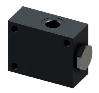 Flow Divider Cartridge & Body