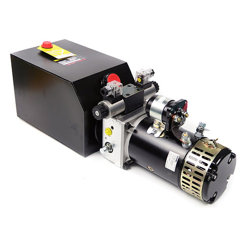 Power Unit DC, 24 VDC, 10.0 lpm @ 170 bar