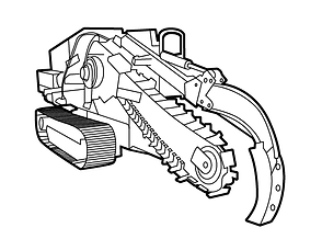 Rotary Power - Trencher