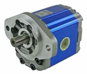 "Gear Pump Group 3, 15.0-90.0 cc, SAE B mount, 7/8"" keyed shaft"
