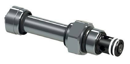Poppet Valve, closed double lock, 2-way/2-position, 22 lpm / 210 bar, SAE8