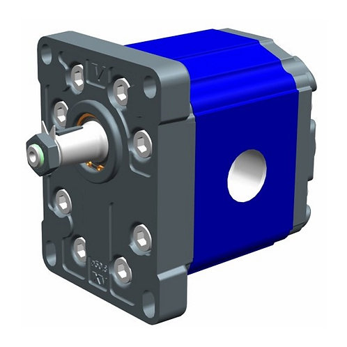 Gear Pump Group 3, 15.0-90.0 cc, DIN mount, 1:8 tapered shaft