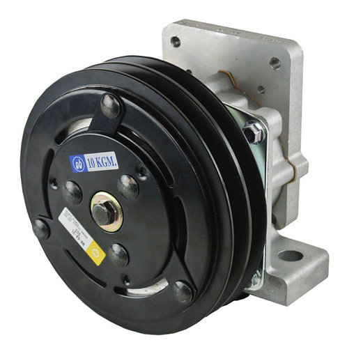 Electro-Magnetic Clutch - 12 or 24 VDC - 5,000 rpm