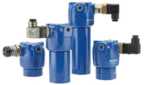 Pressure Filter FHP 010 / up to 40 lpm / 420 bar