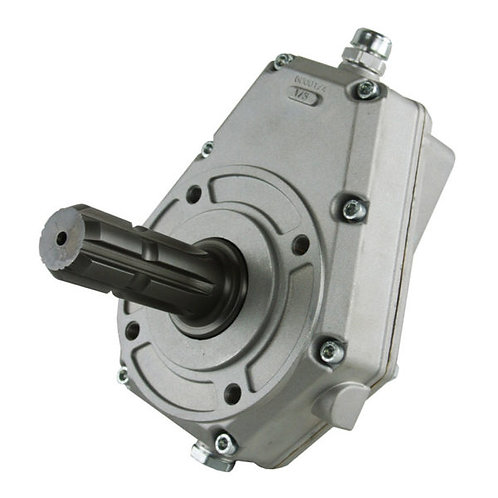 Speed Increase Gearbox - 10 kW - Series 60,000