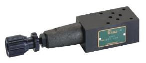 Pressure Relief Valve / Subplate CETOP 3