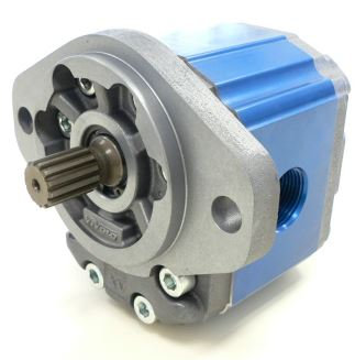 "Gear Pump Group 3, 15.0-90.0 cc, SAE B mount, 7/8"" 13T splined shaft"