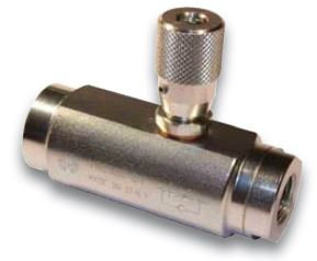 Pressure Compensated Flow Control Valves with Reverse Flow Check