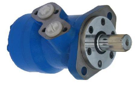 BMR - Geroler Motor - 36 to 381.4 cc / BSPP Threaded & Flange Ports