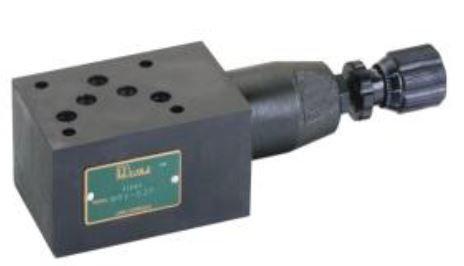 Pressure Relief Valve / Subplate CETOP 5