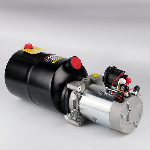 Power Unit DC, 12 or 24 VDC, 5.0 lpm @ 170 bar