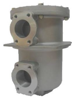 Tank Top Filter CFR or CFS / flange mounting / 40-150 lpm