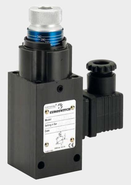 Pressure Switchwith Adjusting Knob