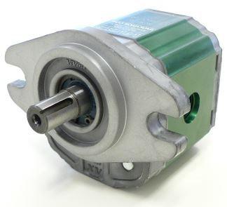 "Gear Pump Group 1, 0.9-9.9 cc, SAE AA mount, 1/2"" keyed shaft"