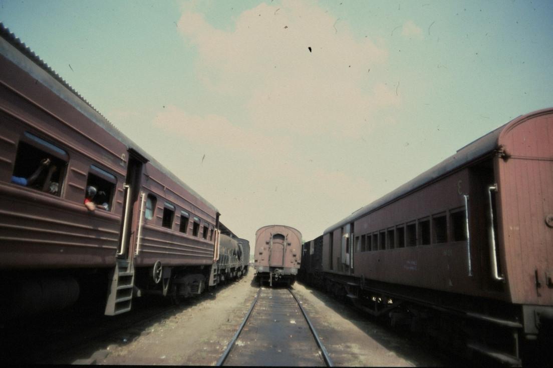 india train II