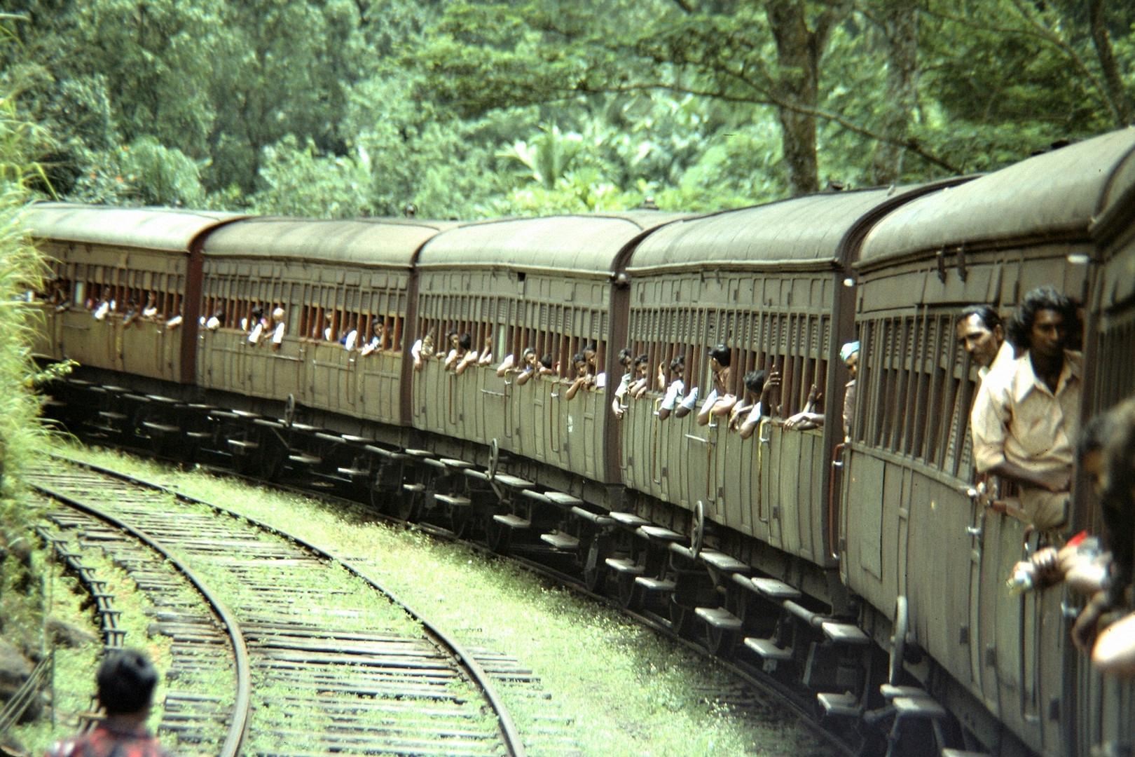 sri lanka train II