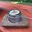 Thumbnail: Wine Barrel Candle Holder