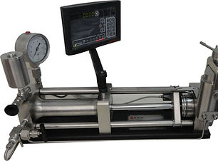 High Pressure Mercury Pump