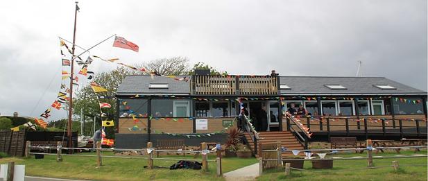 HCSC club house