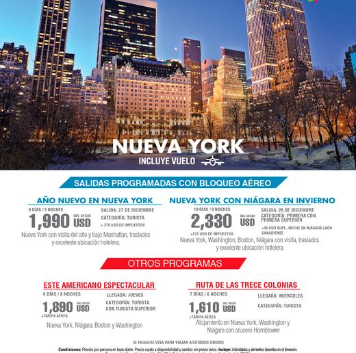 Invierno en New York