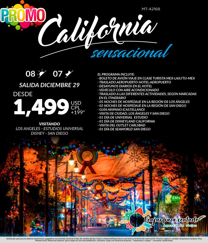 California en Diciembre