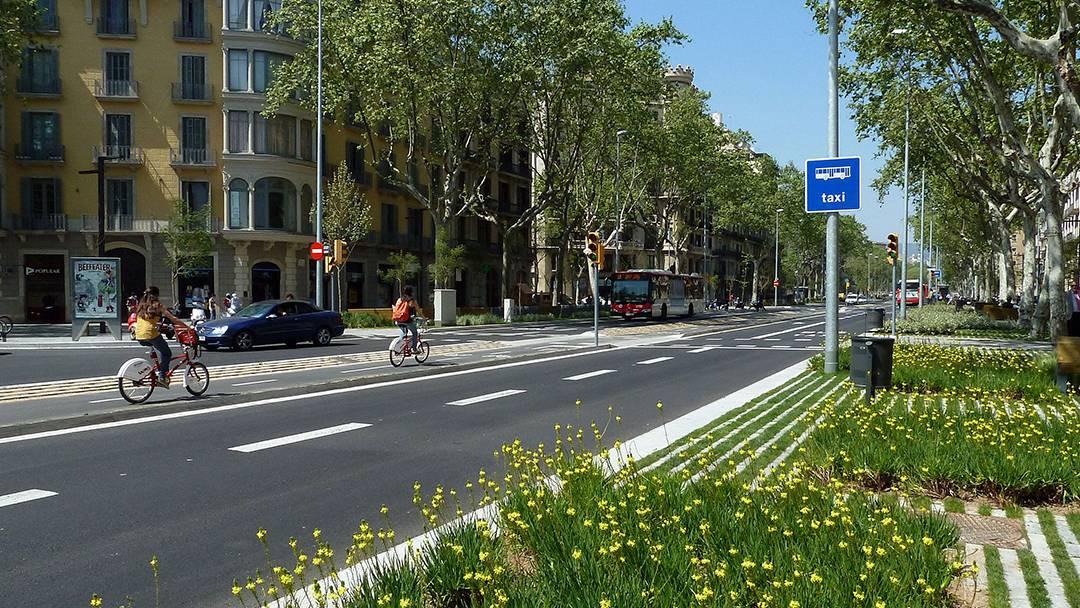bike lanes pg.St Joan