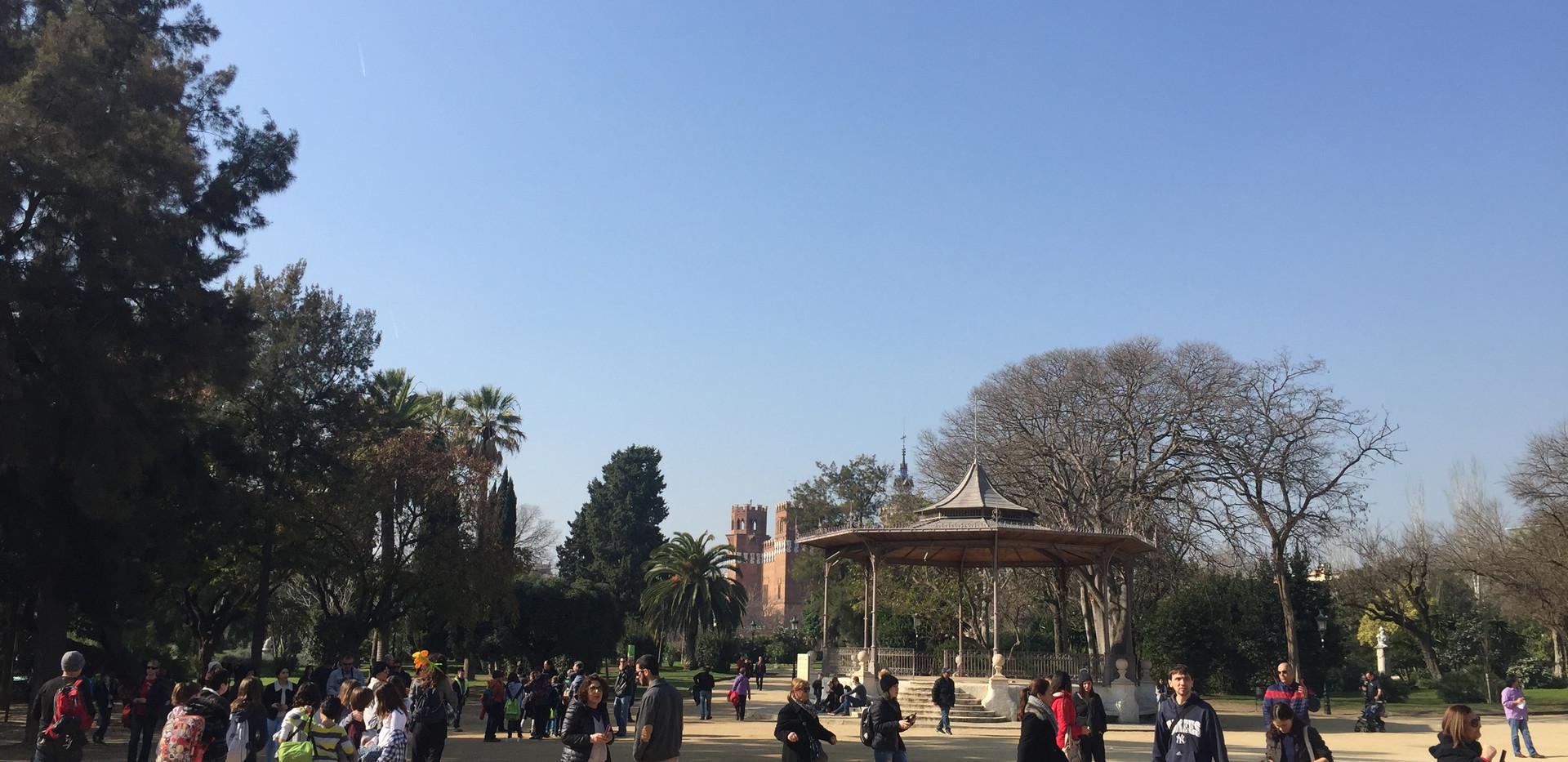 Parque Born