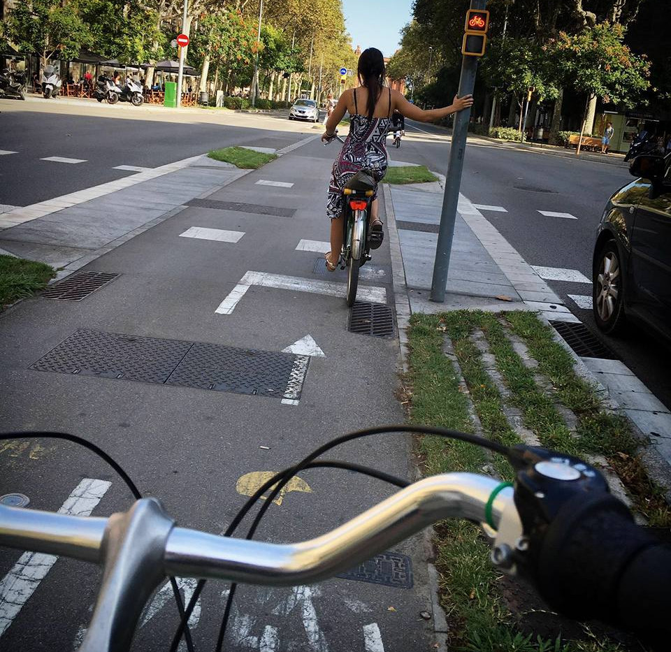 Bike lines tour