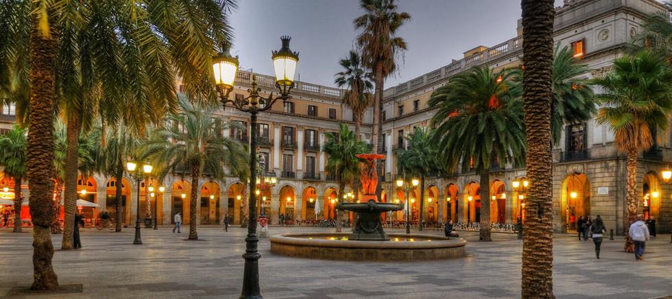 Plaza real tour