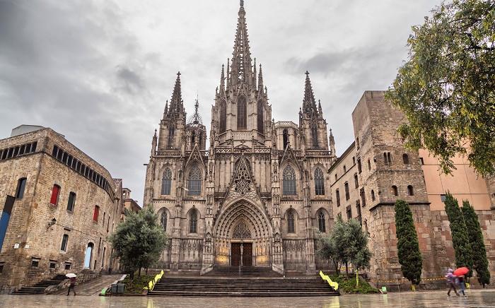 Catedral BCN tour