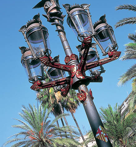 tour Gaudi