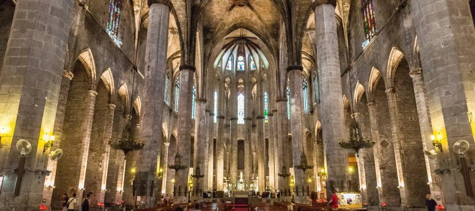 Sta Maria del Mar tour