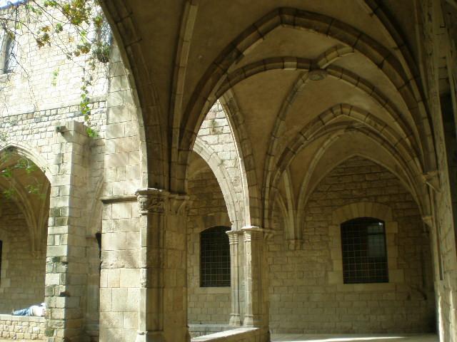 Arcs Santa Creu tour