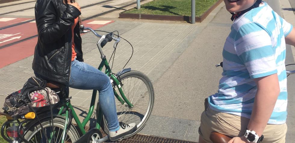 cool biketour
