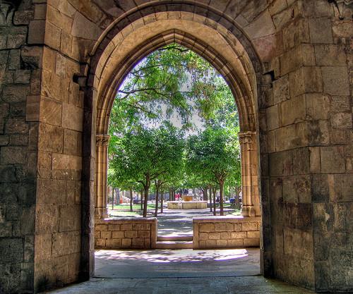 Arc jardins tour