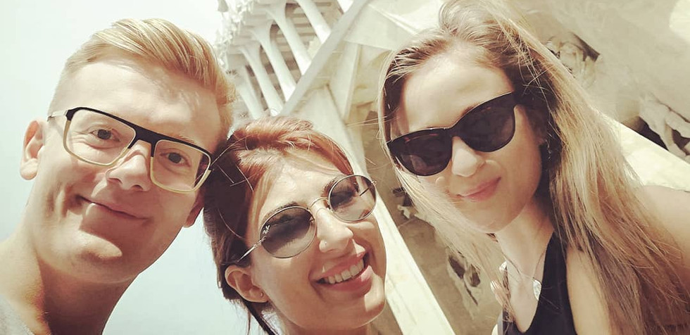 private tour Sagrada Familia