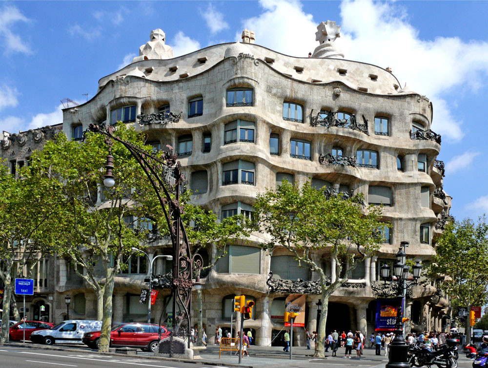 Pedrera cooltours