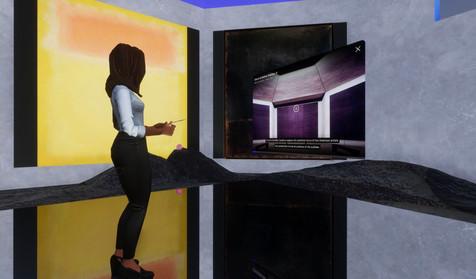 Quickview of Exhibition Intro through video