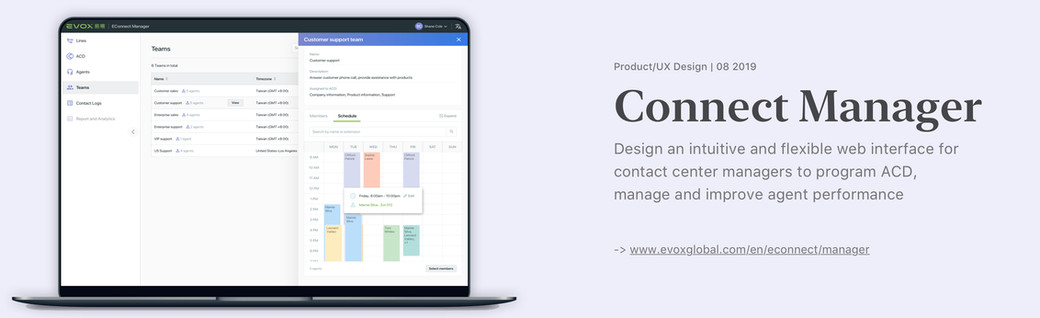 Connect Manager